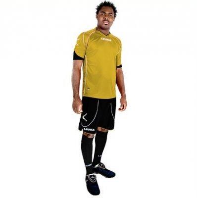 Klub Sport    Legea Komplet PARIGI Gold black 44e8ad1281